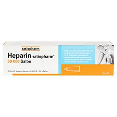 Heparin-ratiopharm 60000 150 Gramm N3 - Vorderseite