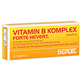 VITAMIN B Komplex forte Hevert Tabletten 20 Stück N1