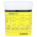 MEDIBOX Entsorgungsbehälter 0,7 l 1 Stück