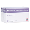 MUCOCLEAR 3% NaCl Inhalationslösung 60x4 Milliliter