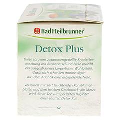BAD HEILBRUNNER Kräutertee Detox Plus Filterbeutel 20 Stück - Linke Seite