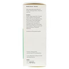 ALPHEGA heiße Zitrone+Acerola Pulver 20x5 Gramm - Linke Seite