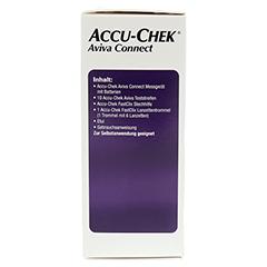 ACCU CHEK Aviva Connect Set mg/dl 1 Stück - Linke Seite