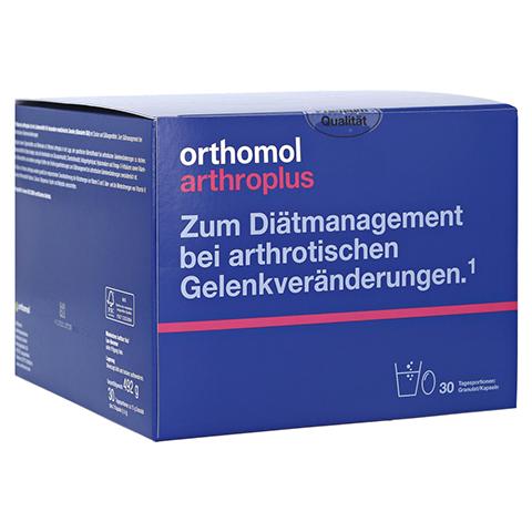 ORTHOMOL arthroplus Granulat/Kapseln 30 Stück