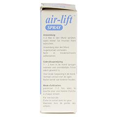 AIR-LIFT Spray gegen Mundgeruch 15 Milliliter - Linke Seite