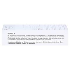 SANUZELLA D Zellulose Kapseln 60 Stück - Linke Seite
