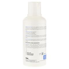 SAGELLA pH 3,5 Waschemulsion 500 Milliliter - Linke Seite