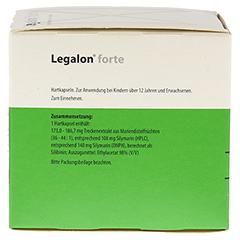 Legalon forte Madaus 100 Stück N3 - Linke Seite