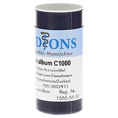 ARSENICUM ALBUM C 1000 Einzeldosis Globuli 0.5 Gramm N1 - Linke Seite