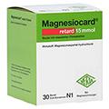 MAGNESIOCARD retard 15 mmol Beutel m.ret.Filmtabl. 30 Stück N1