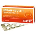 HEPAR HEVERT Lebertabletten SL 40 Stück N1