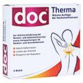 DOC THERMA Wärme-Auflage bei Nackenschmerzen 4 Stück