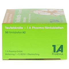 TEUFELSKRALLE 1A Pharma Filmtabletten 50 Stück N2 - Rechte Seite