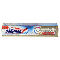 ODOL MED 3 Complete Care 40 plus Zahnpasta 100 Milliliter - Rechte Seite