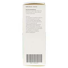 ALPHEGA heiße Zitrone+Acerola Pulver 20x5 Gramm - Rechte Seite