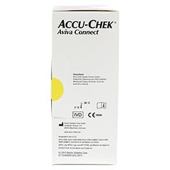 ACCU CHEK Aviva Connect Set mg/dl 1 Stück - Rechte Seite