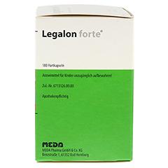 Legalon forte Madaus 180 Stück - Rechte Seite