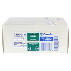 ESTEEM synergy Basispl.konvex 22-33mm modellierbar 5 Stück - Rechte Seite