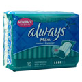 ALWAYS maxi normal plus 16 Stück