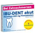 IBU-DENT akut Heumann 400mg 20 Stück