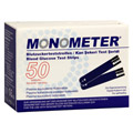 MONOMETER Blutzucker-Teststreifen P plasma-äquiva. 2x25 Stück