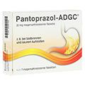 Pantoprazol-ADGC 20mg 7 Stück