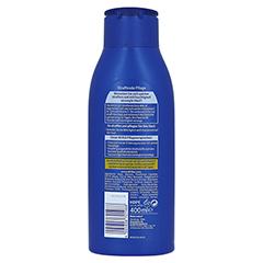 NIVEA BODY hautstraffende Milk Q10 Plus 400 Milliliter - Rückseite
