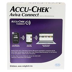 ACCU CHEK Aviva Connect Set mg/dl 1 Stück - Rückseite