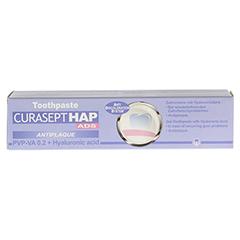 CURASEPT HAP 720 Zahncreme 0,2%+Hyaluronsäure 75 Milliliter - Rückseite