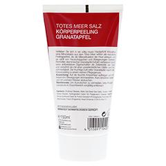 DERMASEL Peeling Körper Granatapfel limited edit. 150 Milliliter - Rückseite