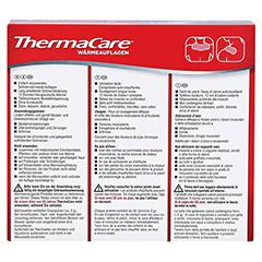 THERMACARE Nacken/Schulter Auflagen z.Schmerzlind. 2 Stück - Rückseite