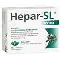 HEPAR SL 320 mg Hartkapseln 50 Stück