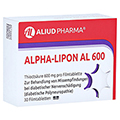 Alpha-Lipon AL 600 30 Stück N1