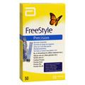 FREESTYLE Precision Blutzucker Teststr.o.Codierung 50 Stück