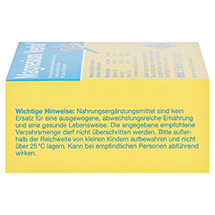 Magnesium Verla plus Granulat 20 Stück - Rechte Seite