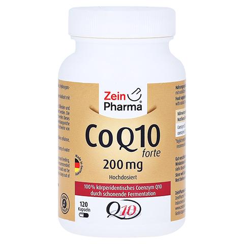 COENZYM Q10 FORTE 200 mg Kapseln 120 Stück