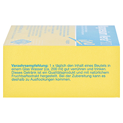 Magnesium Verla 300 Orange Granulat 20 Stück - Linke Seite