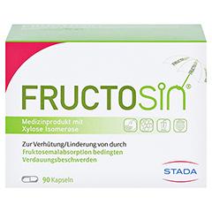 Fructosin Kapseln 90 Stück - Vorderseite