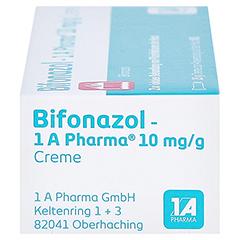 Bifonazol-1A Pharma 10mg/g 15 Gramm N1 - Linke Seite