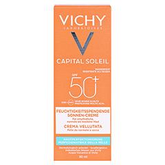Vichy Ideal Soleil Sonnencreme für das Gesicht LSF 50+ + gratis Vichy Ideal Soleil After-Sun 50 Milliliter - Vorderseite