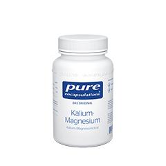 PURE ENCAPSULATIONS Kalium Magn.Citrat Kapseln 90 Stück