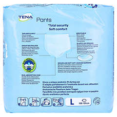 TENA PANTS maxi L ConfioFit Einweghose 4x10 Stück - Rückseite
