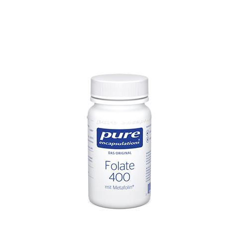 pure encapsulations Folate 400 90 Stück