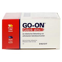 GO-ON Gelenk aktiv Kapseln 2x60 Stück - Oberseite