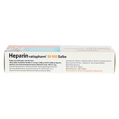 Heparin-ratiopharm 60000 100 Gramm N2 - Oberseite
