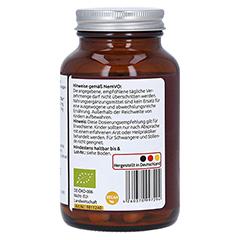 BIO ASHWAGANDHA Pulver 500 mg Tabletten 240 Stück - Linke Seite