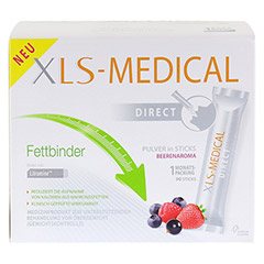 XLS Medical Fettbinder Direct Sticks 90 Stück - Vorderseite