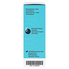HYLO-CARE Augentropfen 2x10 Milliliter - Linke Seite