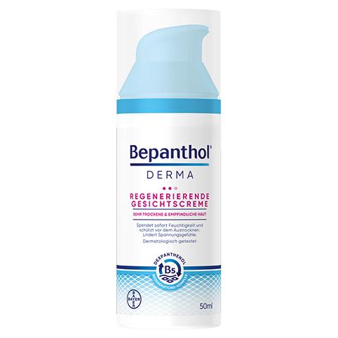 BEPANTHOL Derma regenerierende Gesichtscreme 1x50 Milliliter