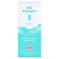 DHU Bicomplex 8 Tabletten 150 Stück N1 - Vorderseite